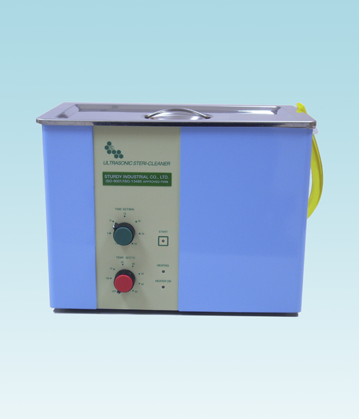 UC-300 Ultrasonic Cleaner 300w Power, Thermo-Control, 10.5L